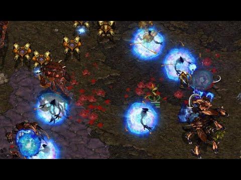 EPIC - Sziky (Z) v Yayba (P) on Heartbreak Ridge - StarCraft - Brood War REMASTERED