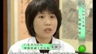 2009.04.01.中华医药_教您如何不生病之阳虚体质_阴虚体质