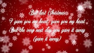 Last Christmas - Ariana Grande (Lyrics)