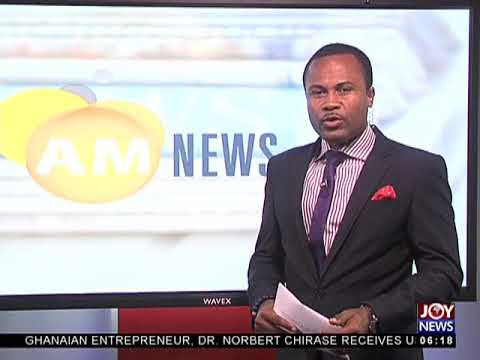 Healthcare Delivery In Wiamoase - AM News on JoyNews (19-6-18)