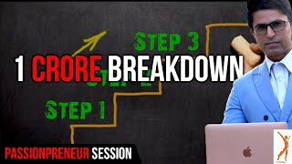 How to make 1 Crore Rupees in next 1 Year?