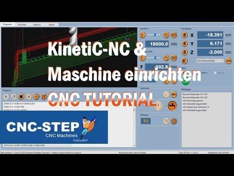 KinetiC-NC Tutorial