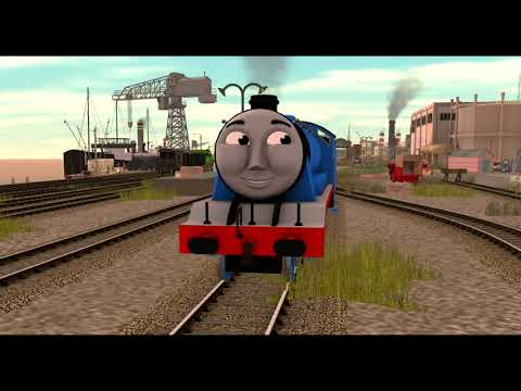 Download Thomas Trainz Remake Tender Engines Video 3GP Mp4 FLV HD