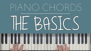 Piano Chords: The Basics