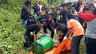 Polisi Tangkap 2 Pembunuh Wanita yang Ditemukan Dalam Tong di Surabaya
