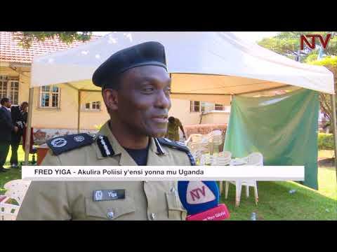 OKULONDOOLA ABAZZI B'EMISANGO:  Poliisi eyongedde obubonero mu kiwandiiko
