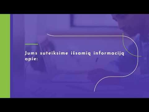 Internetinės prekybos namų signalas