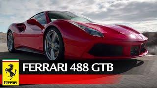 Ferrari 488 GTB   Official Video  Video Ufficiale