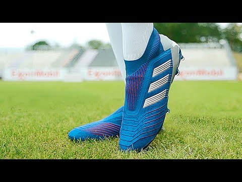 Paul Pogba Boots Test - adidas PREDATOR 19+ Review