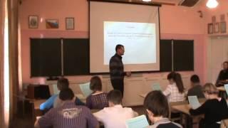 """Урок истории в 7 классе """"Внешняя политика Екатерины-II"""""""