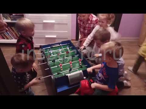 """Отзыв о детском настольном футболе """"Kids Game"""""""