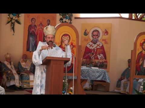 Archieparchiálna odpustová slávnosť v Ľutine
