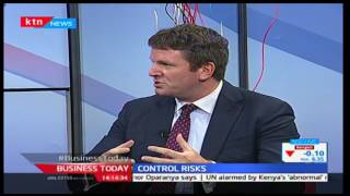 Business Today: Control Risk Measures with Daniel Heal - 16th February, 2017