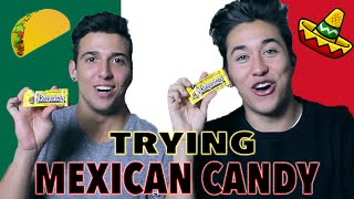 Trying Mexican Candy (ft Corey Scherer)   Brennen Taylor