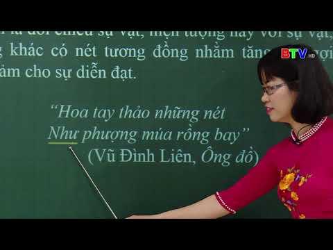 BTV Lớp 9 Môn Ngữ Văn Số 2 Chữa bài tập Ôn tập Tiếng Việt(NGÀY 23.3.2020)