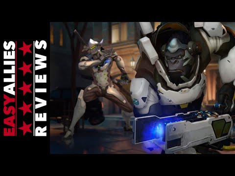 Overwatch - Easy Allies Review - YouTube video thumbnail