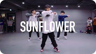 Sunflower   Post Malone, Swae Lee  Yoojung Lee Choreography