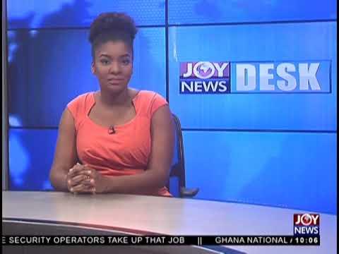 New Education Programmes - News Desk on JoyNews (5-9-18)