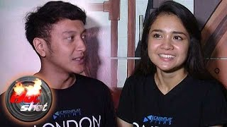 Dimas-Ziudith di Film London Love Story - Hot Shot 15 Januari 2016