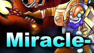 Liquid.Miracle- TINKER - IMMORTAL Pro 9k+ MMR DOTA 2