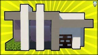comment faire une maison moderne dans minecraft grande - मुफ्त ...