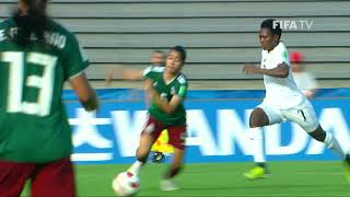 GOAL OF THE TOURNAMENT - NOMINEE - SUZZY TEYE (Ghana)