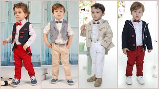 Latest Stylish Outfit For Little Boys 2019 || Boys Clothes