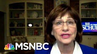 State Senator In Close Race Makes Bid For House   Morning Joe   MSNBC