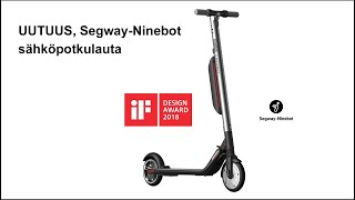 REVIEW Segway-Ninebot KickScooter ES4 Electric Scooter