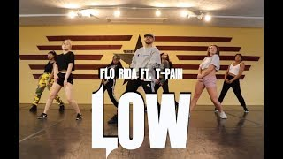 FLO RIDA Ft. T PAIN   Low | @theINstituteofDancers | Cedric Botelho Choreography