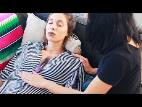 Women Try Crystal Toys