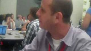 Eric Kripke Roundtable Comic Con 2010