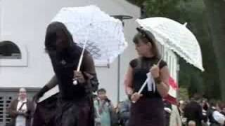 Festival BD Delcourt 2008 - Cosplay - Autres
