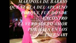 Mariposa De Barrio Letra Jenny Rivera