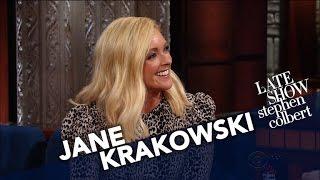 Jane Krakowski Might Be Marla Maples' Long-Lost Twin