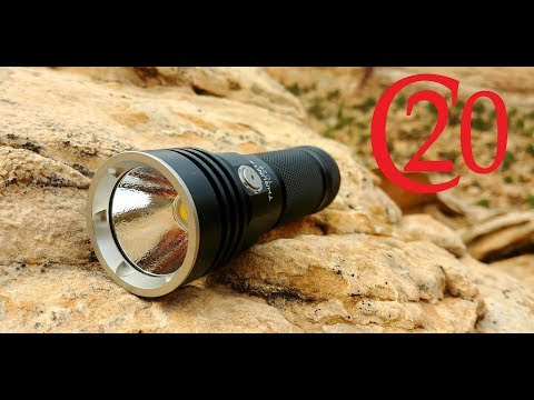 TC20 Thrunite Flashlight Review