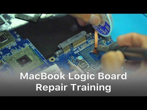 MacBook Logic Board Repair - REWA Training Review September ...