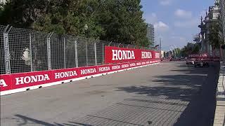 Igor Fraga - USF2000 - Toronto race 2 highlights