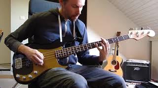 La Grenade Clara Luciani Bass Cover