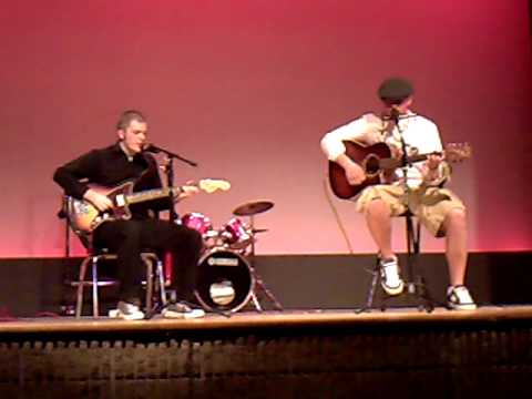 "Ryan Cassidy & Jake Bissaro ""Ruby, Don't Take Your Love to Town"""