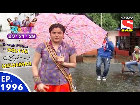 Download Taarak Mehta Ka Ooltah Chashmah - तारक मेहता - Episode 1996 - 5th August, 2016 HD Mp4 3GP Video and MP3