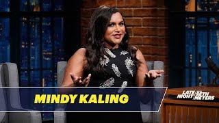Mindy Kaling Talks About Ocean's 8