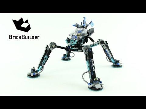 Vidéo LEGO Ninjago 70611 : L'Hydro-Grimpeur