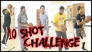 THE WORST SHOOTING PERFORMANCE OF ALL TIME! - 10 Shot Challenge