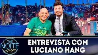 Entrevista com Luciano Hang | The Noite (11/12/18)