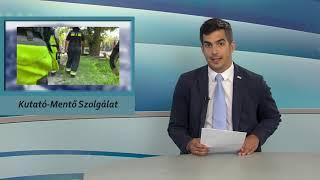 TV Budakalász / Budakalász Ma / 2020.08.07.
