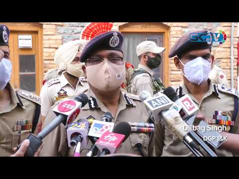 Militant who attacked BJP worker in Ganderbal close aide of Riyaz Naikoo: DGP