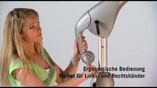 PENDALEX Ampelschirm by Glatz