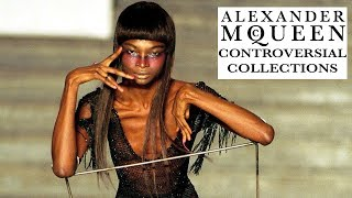 ALEXANDER MCQUEEN MADE MODELS DO WHAT!?! (Top 10 McQueen Shows to Know Part 1)