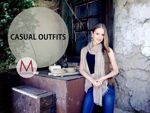 Повседневный (кэжуал) Стиль # Casual Looks. Summer Outfits. Маха Одетая